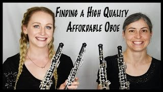 Finding an Affordable Quality Oboe with GUEST ERICA HOWARD
