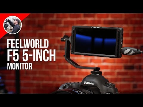 Feelworld F5 5-inch Monitor - Best Budget Full HD Monitor For Mirrorless And DSLR Cameras?