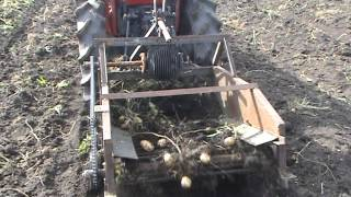 Картофелекопалка транспортерная(, 2013-10-23T13:34:39.000Z)