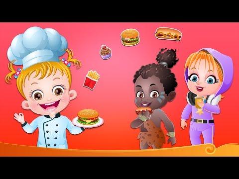 Baby Hazel Food Truck – Fun cooking games for kids