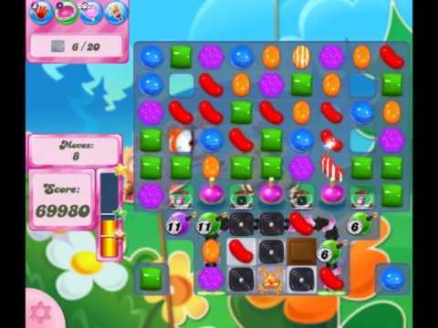 Candy Crush Saga Level 2483 - NO BOOSTERS