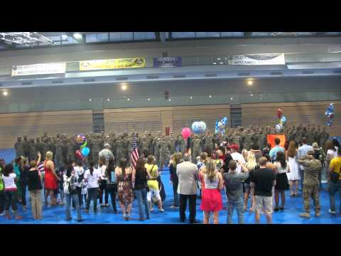Welcome Home 172nd -MB8