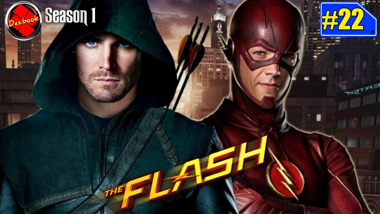 Download The Flash Movie Episode 22 Season 1 Explained in hindi | Explained in hindi movie in hindi desibook