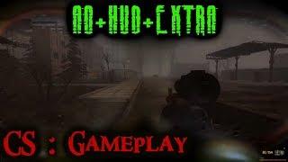 Stalker CS : Gameplay - Live - Arsenal Overhaul + DynamicHUD + Extras