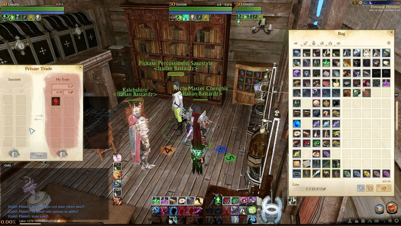 how to make obsidian gear archeage