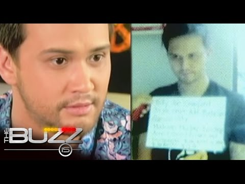 Billy Crawford speaks up on arrest issue