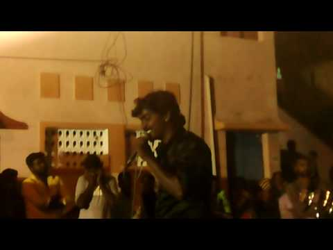 Cemmenchary Gana song by sudhaker