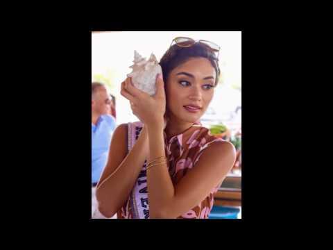 Pia Wurtzbach, Miss Universe 2015 in Cayman Islands Beauty Pageant University