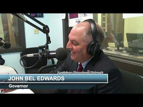 Gov. John Bel Edwards Radio Show Ask the Governor