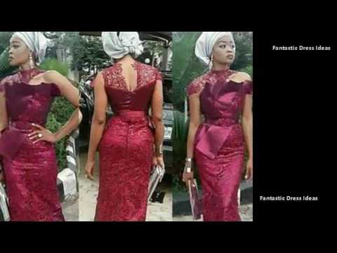 Top and Latest 2016.2017 ANKARA,ASO,EBI African Dress Fashions