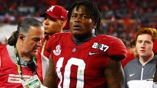 San Francisco 49ers select Reuben Foster (Alabama Crimson Tide) / NFL Draft