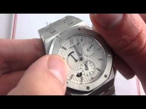 Audemars Piguet Royal Oak Dual Time 26120ST Luxury Watch Review