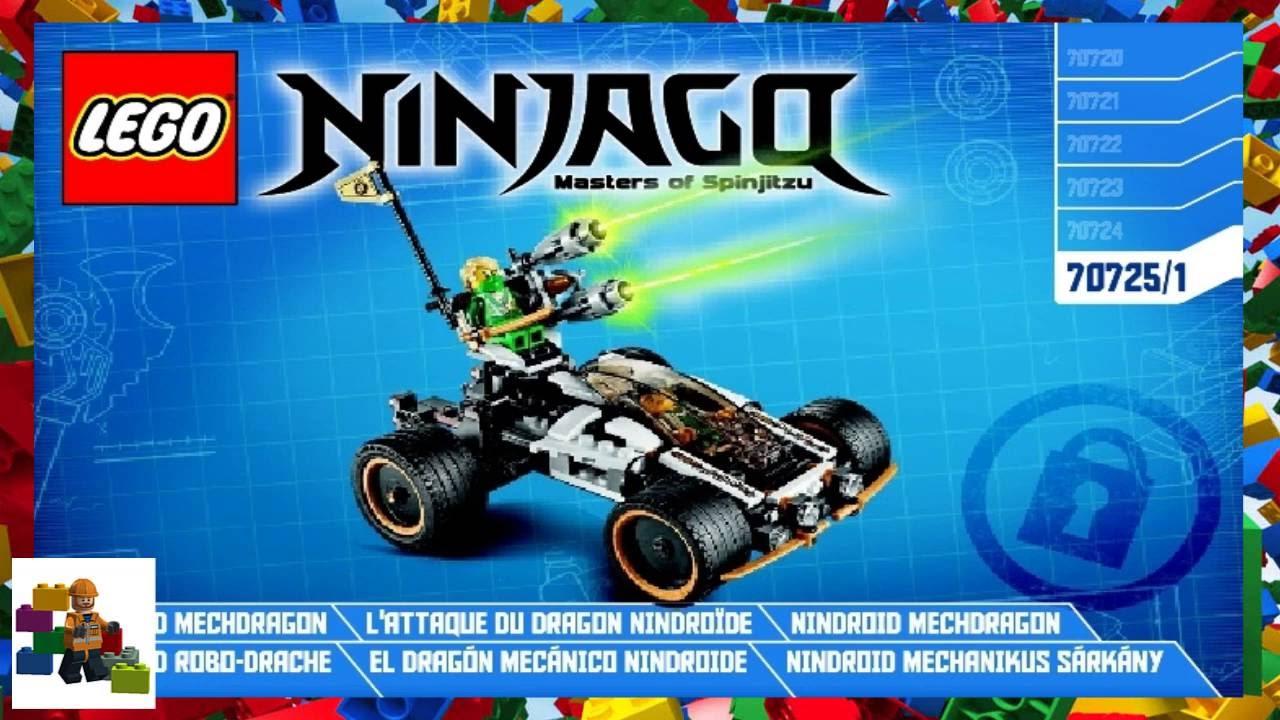 Lego instructions ninjago 70725 nindroid mechdragon book 1 lego instructions ninjago 70725 nindroid mechdragon book 1 malvernweather Images