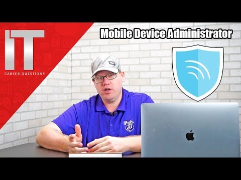 Day in the life of a Technology Professional - Mobile Device Administrator (My New Role)