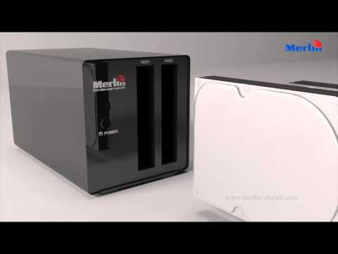 Cloud Storage-Merlin Storm NAS