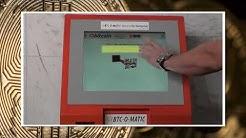 BTC-O-MATIC.  Bitcoin ATM machine producer