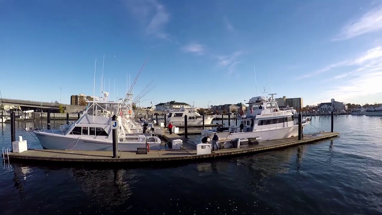 2 days of fishing on a party boat at belmar new jersey for Belmar nj fishing