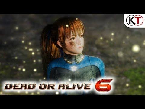 DEAD OR ALIVE 6』E3トレーラー