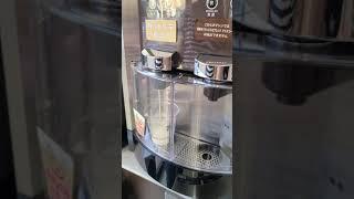 일본 세븐일레븐 커피머신의 얼음은 이런건가 日本のセブン…