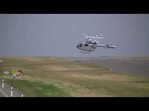 Luxembourg air rescue (LAR) LUX Findel airport