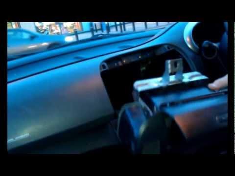Radio Removal Nissan Micra (2002-2010) | JustAudioTips