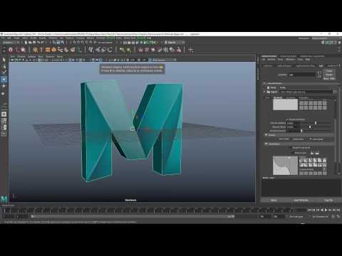 Maya for Motion Graphics Webinar