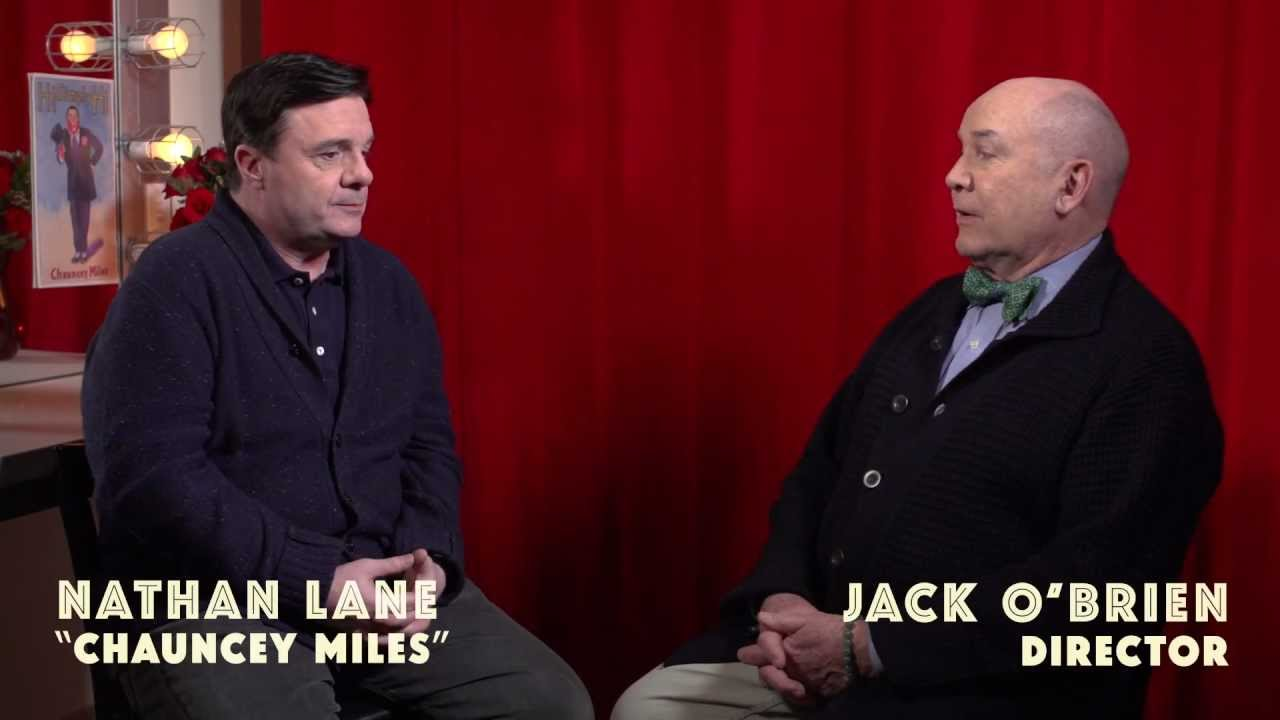 Nathan Lane and Director Jack O'Brien on Broadway's THE NANCE (teaser)