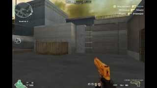 CROSSFIRE: Golden Desert Eagle Gameplay