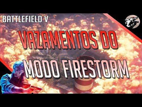 MUITAS INFORMAÇÕES SOBRE O FIRESTORM - BATTLEFIELD V thumbnail