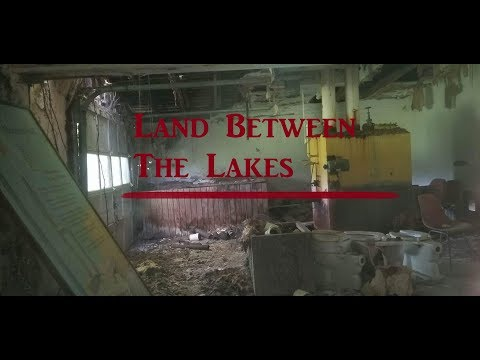 Land Between The Lakes Exploring Abandoned Buildings in Search for DOGMAN