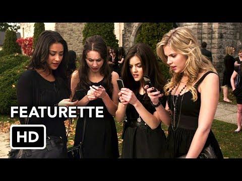 Słodkie kłamstewka: sezon 7 - Favorite A Text