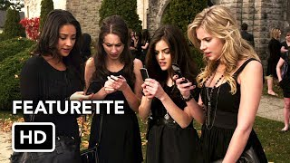 "Pretty Little Liars Season 7: Favorite ""A"" Text Featurette (HD)"