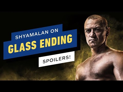 Glass: M. Night Shyamalan Explains His Twist Ending (SPOILERS!)