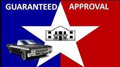 San Antonio, TX Automobile Financing : Bad Credit Car Loans for No Money Down @ Guaranteed Low Rates