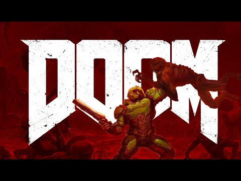 Playing the best FPS campaign in the last decade (DOOM) for approximately five and a half minutes