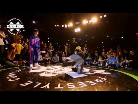 Hip-hop Kidz 1/4F Dream(win) vs Aleksandr...