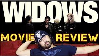 WIDOWS - MOVIE REVIEW!!!