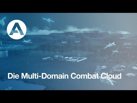 Die Multi-Domain Combat Cloud