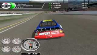 NASCAR Thunder 2004 PC Gameplay HD
