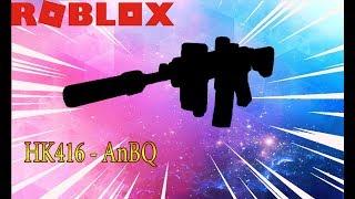 Roblox - France Test de HK416 trong PHANTOM FORCES