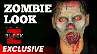 How to look like a zombie from 'Block Z'! | Celebeauty