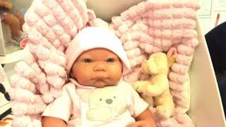 Antonio Juan Özel Tasarım Bebekler ,Armağan Oyuncak'tan Yeni Oyuncak Bebek Çok Gerçekci , Realistic