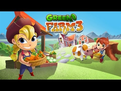 Green Farm 3 - (Android / IOS By Gameloft) GamePlay Trailer