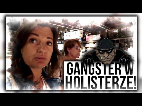 GANGSTER W HOLISTERZE!