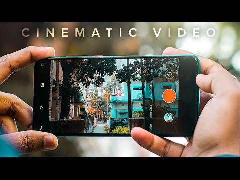 How To Shoot CINEMATIC VIDEO With Smartphone!