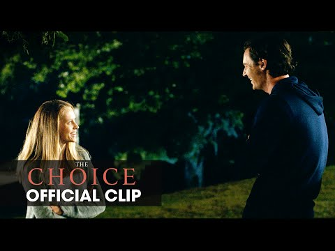"""The Choice (2016 Movie - Nicholas Sparks) Official Clip – """"Knocked Up"""""""