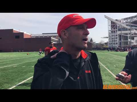 Mike Riley 4/9/18