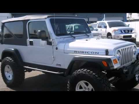 2006 Jeep Wrangler Unlimited Rubicon In Phoenix Az 85014