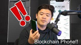 Sirin Labs Finney Blockchain Phone