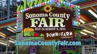 Get Ready for the 2015 Sonoma County Fair!